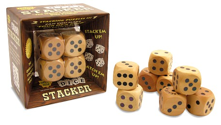 Dice Stacker Puzzle