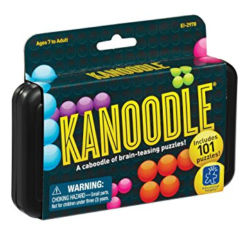 kanoodle puzzle game